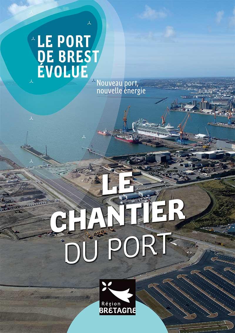 Le chantier du port
